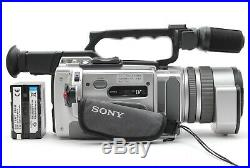Rare Near MINT in Box Sony DCR-VX2000 Digital Video Camcorder All Set from Japan