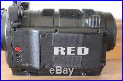 Red One MX Digital Cinema Camera Body & Pelican Case ONLY