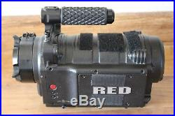 Red One MX Digital Cinema Canon EF Mount Camera Body & Pelican Case ONLY