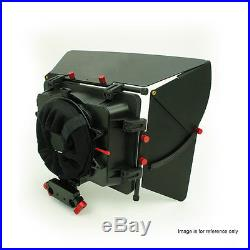 Refurbished Kamerar Matte Box MAX-1.1 For Video and Digital Camera Rigs and Cage