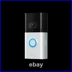 Ring Video DoorBell 3 1080P HD Camera WiFi Motion, Two Way Audio Monitor