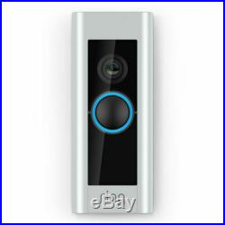 Ring Video Doorbell Pro 1080P Wi-Fi Wired Smart HD Camera BRAND NEW