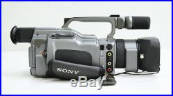 Sony DCR-VX1000 Digital Handy Camcorder Boxed Excellent ++ Working Japan