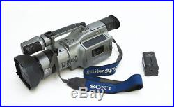 Sony DCR-VX1000 Digital Handy Camcorder Sold As Is Tested from Japan