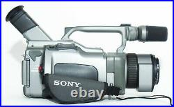 Sony DCR-VX1000 Professional Digital Video Camera Camcorder Excellent Condition