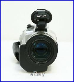 Sony DCR-VX2000 Digital Handy Camcorder Sold As Is Tested from Japan