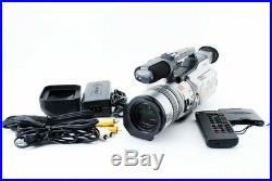 Sony DCR-VX2000 Digital Video Camcorder Camera NO BATTERY from japan Very good