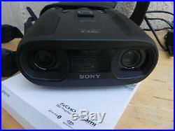 Sony DEV 50V 3D 3D&2D digital Recording Binocular