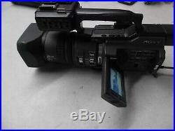 Sony DSR-PD150 Professional Digital Camcorder 12X Zoom 1029924