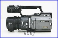 Sony DSR-PD170 Digital Handy Camcorder Japan Tested Sold As Is