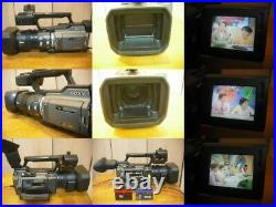 Sony DSR-PD170 Professional DVCAM Digital Camcorder 3CCD Tested Working Fedex