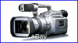 Sony Dcr-Vx1000 First Unit Of The Digital Video Camera Recorder (Special Order)