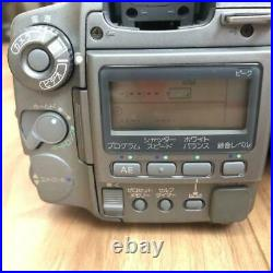 Sony Digital Handycam Camcorder DCR-VX1000 Junk for Parts or Repair from Japan