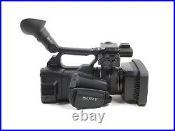 Sony FDR-AX1 Digital 4K Video Camera Camcorder FDRAX1 low hours