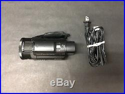 Sony FDR-AX53 4K Digital Video Camcorder Handycam With Charger See Pictures