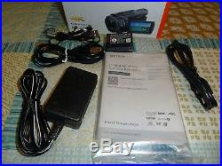 Sony FDR-AX53 4K Digital Video Camcorder - mint condition