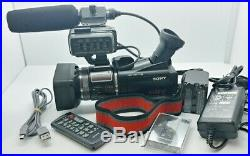 Sony HVR-A1P DVcam digital video camera recorder in EXCELLENT condition