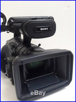 Sony HVR-Z1U HDV Digital HD Video Camera Recorder Camcorder 32 x10 drum hours