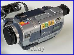 Sony Handycam Digital DCR-TRV530 HI8 playbacks works with issues