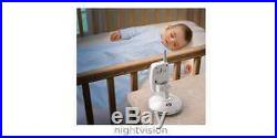 Summer Infant Wide View Digital Color Video Monitor, Night Vision Camera, Audio