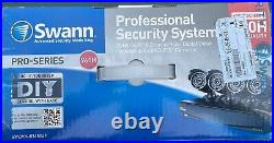 Swann 960H Pro Security System 8 Channel Digital Video Rec & 4 x Cameras