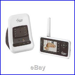 TOMMEE TIPPEE Closer to Nature DIGITAL VIDEO MOVEMENT Baby Monitor +Camera 1094S